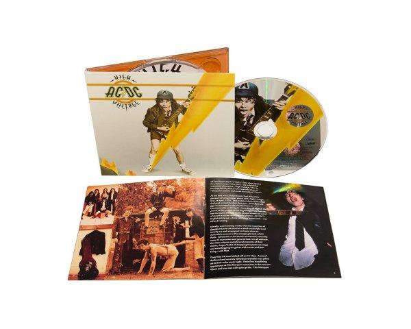 AC/DC - High Voltage (Special Edition Digipack) für 4,71€ @ Amazon (Zoverstocks - Gebraucht - gut)