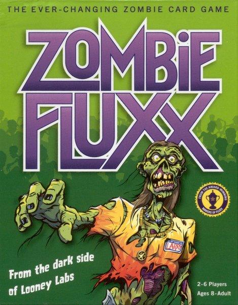 (Amazon) Zombie Fluxx