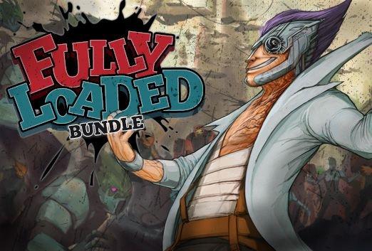 Fully Loaded Bundle - 10 Steam Games für 5,16€ @Bundlestars