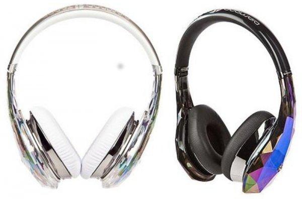 [@Dealclub] - Monster Diamond Tears OnEar-Kopfhörer mit ControlTalk in schwarz oder kristall für je 179,99€ ink. VK [+3% Qipu]