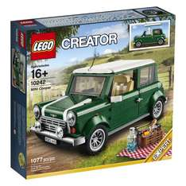 Lego 10242 Creator - MINI Cooper, bei Amazon für 79,99€ (inklusive Versand)