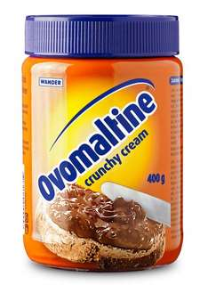 Ovomaltine crunchycream fur 2.49€ a 400g Bundesweit bei Real