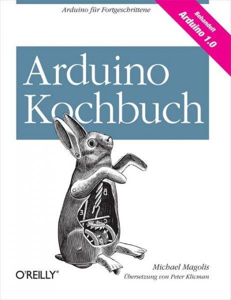[ebook.de] Arduino Kochbuch für 7,90 statt 36,00