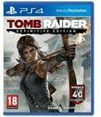 Tomb Raider: Definitive Edition (PS4/Xbox One) für 23,99€ @wowHD