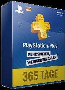 Playstation Plus 365 für 44,90 bei G2A.com (43,55 € mit Code)