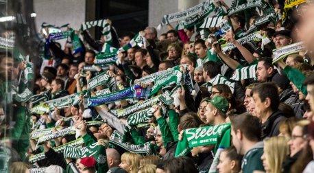 [Bietigheim] Eishockey DEL2; Steelers vs. EVL Landshut; Dienstag 03.02.; Tag der Firmen; Sitzplatz 10€ ; Stehplatz 5€
