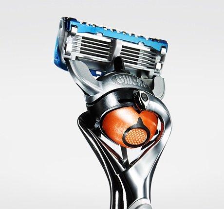 [REAL BUNDESWEIT] 1x Gillette Fusion ProGlide Flexball inkl. 1 Klinge für rechnerisch -0,01€ bis 31.01.2015 (Angebot/Coupon/PB)