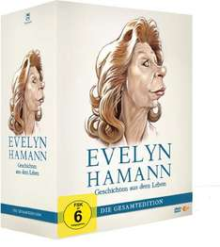 [Amazon] Evelyn Hamann: Geschichten aus dem Leben - Die Gesamtedition [14 DVDs]