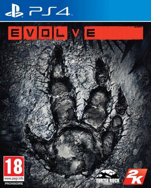 [Amazon.fr] PS4 Vorbestellung EVOLVE 49.58 + 3.80 € Versand 53.38 € / Idealo: 59.95 €