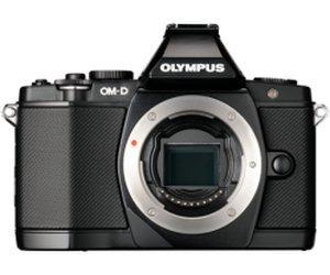 Olympus OM-D E-M5 Body (schwarz) für 573,89€ @Amazon.es
