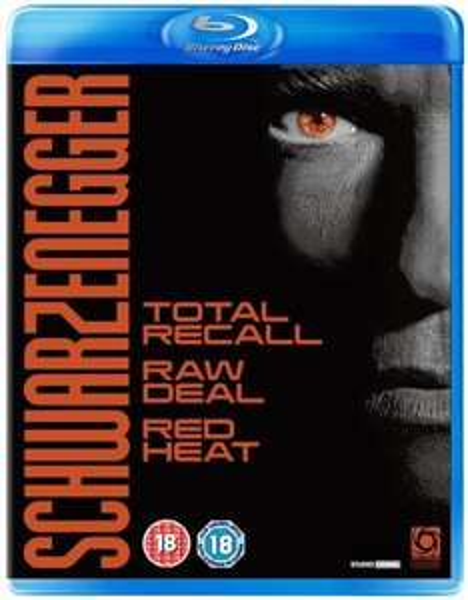 Schwarzenegger, Stallone und DeNiro Boxsets als Bluray @ zavvi.de