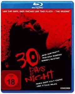 (MediaDealer.de) (BluRay) 30 Days of Night - Spezialschuber mit Kunstblut