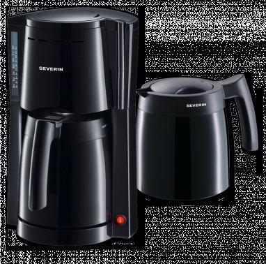 [Penny-Markt][Lokal] SEVERIN Kaffeeautomat Kaffemaschine KA-9231/9232* mit 2 Thermoskannen die wohl keine sind