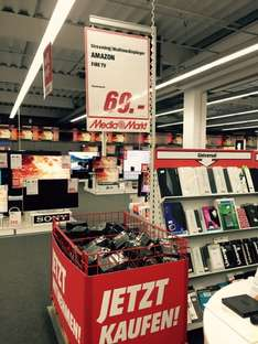 Amazon Fire TV 69,- Media Markt Hamburg-Nedderfeld