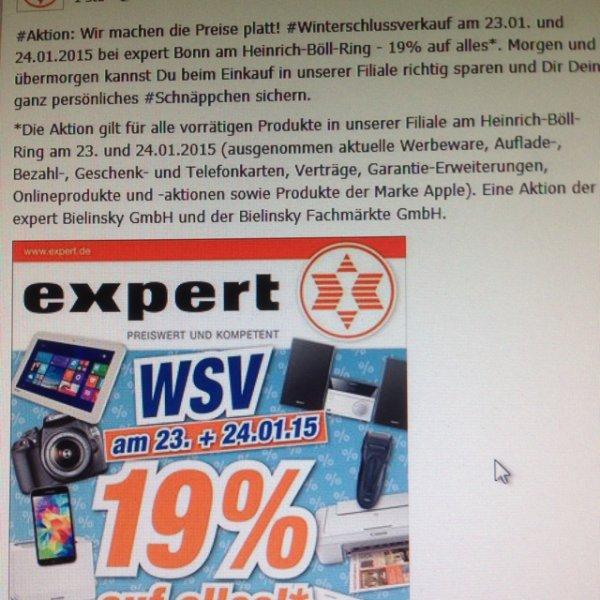 Expert Biliensky 19% WSV
