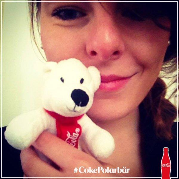 400x Coca Cola Polarbären Felix