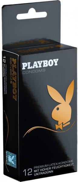 [Woolworth] Deutschlandweit Playboy Kondome 6 stk. 1€  sowie 12 stk. 1,99€  statt Idealo 3,95€