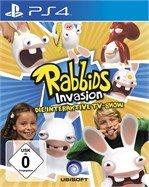 Rabbids Invasion: Die interaktive TV Show (PS4) ab 19,99€ @Gamestop