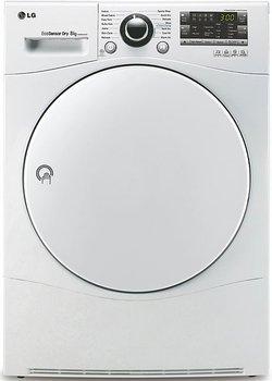 [Redcoon]  LG RC 8055 AH1Z Wärmepumpentrockner A++ 8 kg Selbstreinigender Kondensator für 574€ incl.Versand!