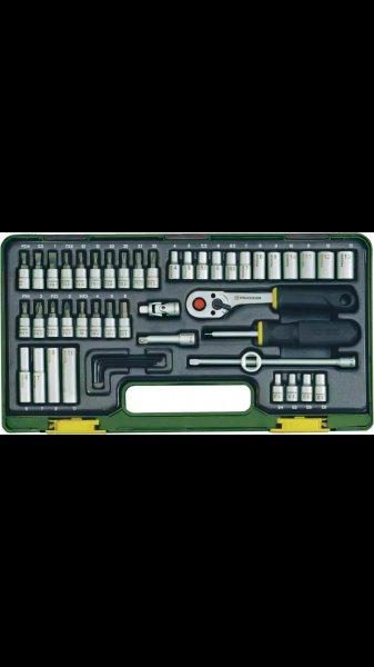 "Proxxon Steckschlüsselsatz 6,3mm (1/4"") (49-teilig)"
