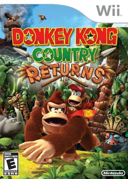 [eShop] Donkey Kong Country Returns - Wii Spiel für WiiU für 9,99 Euro