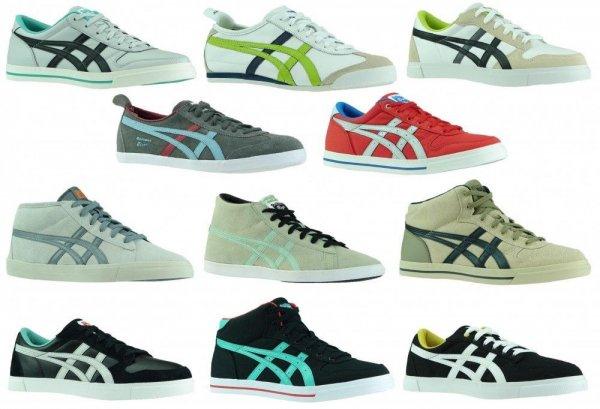 NEU ASICS Onitsuka Tiger Sneaker Turnschuhe Sport Schuhe Freizeitschuhe Unisex div Farben und Größen @ebay - modefachhandel