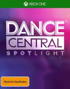 [365games] Dance Central Spotlight Xbox One Digital Download für 3,89€
