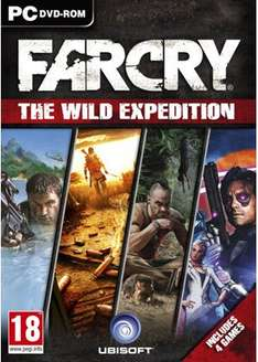 Far Cry The Wild Expedition (PC) @games.com (-4% Quidco möglich)