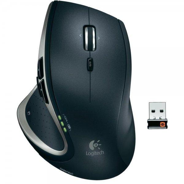 Logitech Performance Mouse MX für 46,12 € @Conrad