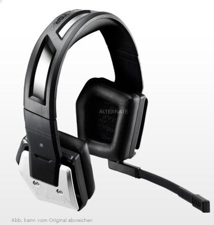 "[Zack Zack] CoolerMaster / CM Storm Headset ""Aluminium Pulse-R"""