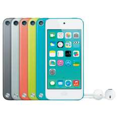 iPod Touch 5. Generation 16 GB spacegrau Retina Display  - 170,12 EUR @ conrad