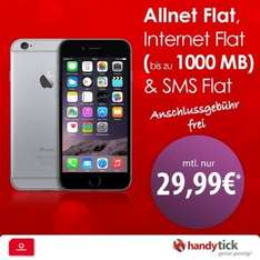 Vodafone Smart L mit Iphone 6 16gb