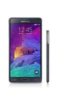 Samsung Note 4 - logitel mit MD Flat 4 You (730,50€-100€ Cashback) = 630,50€