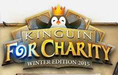 Kinguin for Charity Winter Edition Sale