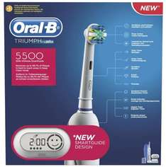 [Rossmann GreenLabel] Braun Oral-B Triumph 5500 Smart Guide