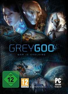 Grey Goo - Limited Steelbook Edition (Buecher.de mit Gutschein)