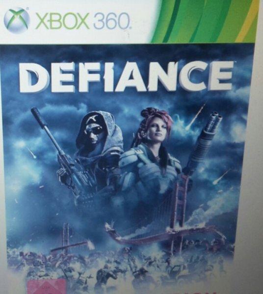 Defiance für die X-Box 360