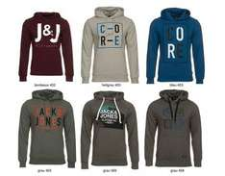 Jack & Jones Pullover Herren Hoodie Sweat Levy - 18,99 EUR @ meinpaket