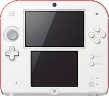 [EBAY] Nintendo 2DS mit Spiel [PKMN Alpha Saphir oder Tomodachi Life] für 99,90 Euro