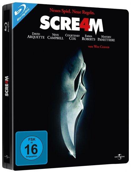 Scream 4 Steelbook