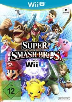Super Smash Bros. wii u 35 € Media Markt online