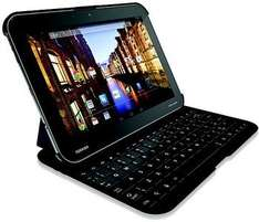 [Media Markt] Toshiba Excite Pro 32GB inkl. Bluetooth Keyboard Cover für 222€
