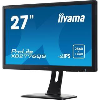 "27"" iiyama ProLite XB2776QS-B2 schwarz 2560x1440"
