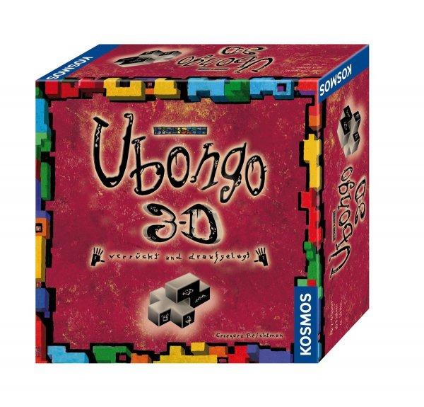 Ubongo 3-D Brettspiel von Kosmos - bei Amazon.de/Müller Online-Shop für 29,99 EUR (keine VSK)