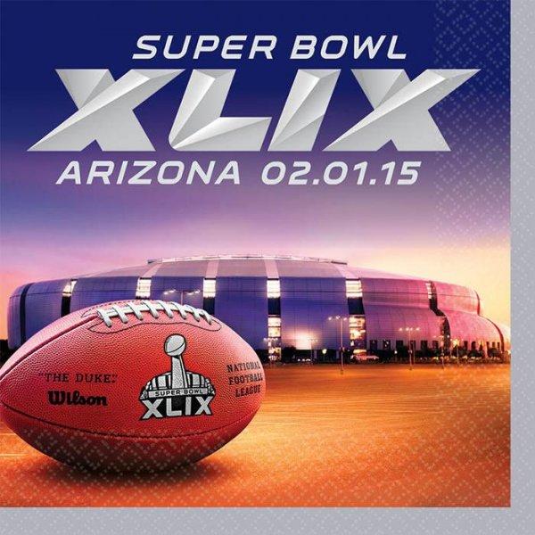 Super Bowl 2015 wird live im UFA Kristallpalast Dresden übertragen - Eintritt frei
