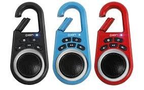 ION CLIPSTER BLUETOOTH Lautsprecher-Karabiner statt 39€ nur 12,05€