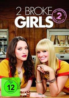 (Amazon.de) (Prime) (DVD) 2 Broke Girls - Staffel 2