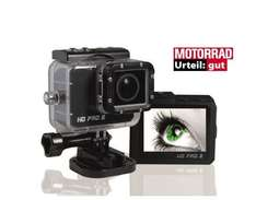 [MeinPaket] HD PRO 2 Action Cam Full HD, 60 fps, 2 Zoll LCD Display, WiFi 94,99 €