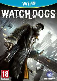 Watch Dogs Wii U für 29,43€ inkl. Versand @amazon.co.uk