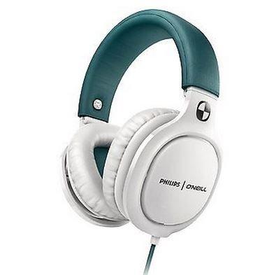 PHILIPS O'Neill HiFi Stereo Kopfhörer SHO5300WT/00